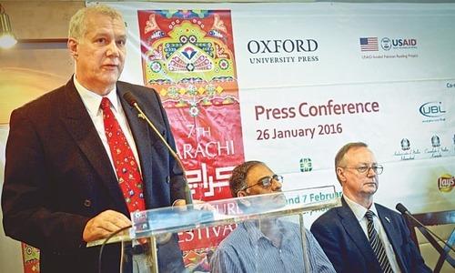 7th Karachi Literature Festival begins today