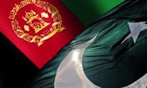 Spy chiefs of Pakistan, Afghanistan hold talks