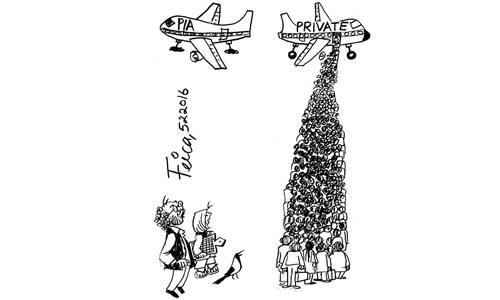 Cartoon: 5 February, 2016