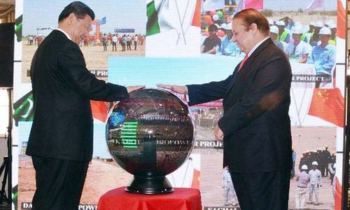 CPEC projects: status, cost and benefits