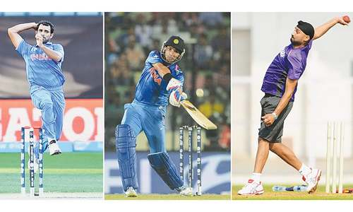 India pick veterans, recall Shami for World T20