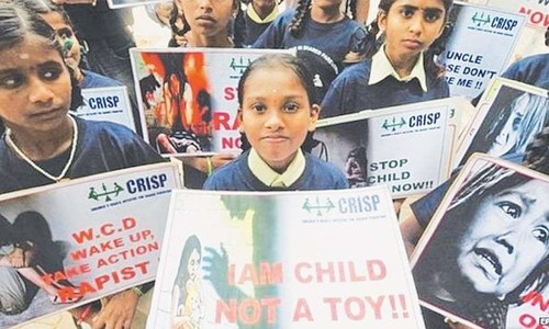 More children are being sexually assaulted in India despite a new law