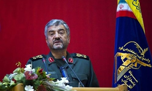 KSA lacks courage to send ground troops to Syria: Head of Iran's Revolutionary Guard