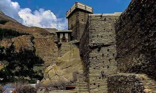 التت قلعہ: ہنزہ کا خاموش شاہکار