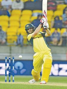 Marsh inspires Australia to  series-levelling win
