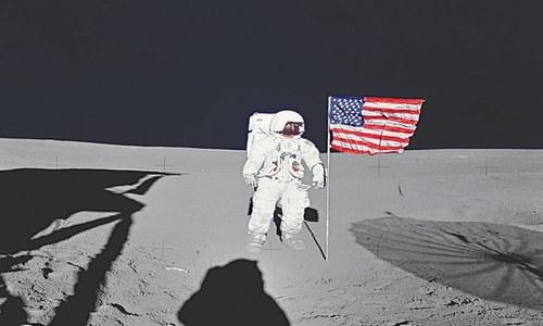 Edgar Mitchell, astronaut who walked on Moon, dies at 85