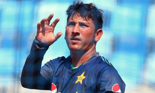 ICC bans Yasir Shah for three months