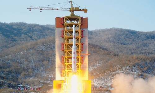 North Korea puts object into space, angers neighbours, US