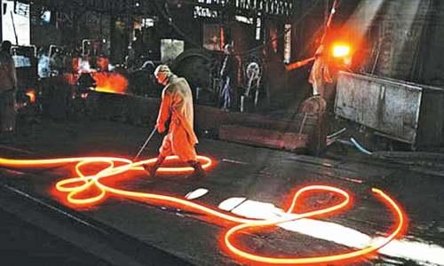 Indecision paralyses Pakistan Steel