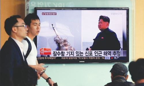 Pyongyang says it will continue to launch rockets carrying satellites