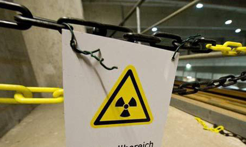 Leak at New York's nuclear reactor