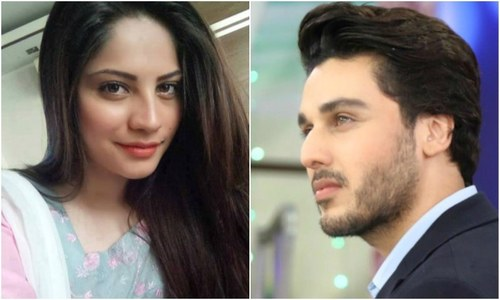 'Ahsan Khan calls his next big screen venture a 'huge entertainer'