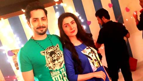 Danish and Aiza to star in Teri Meri Love Story, but it isn't about their real-life romance