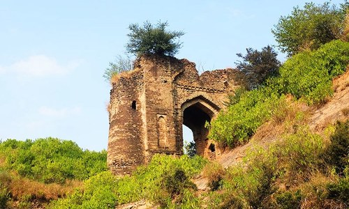 Pharwala in ruins — The defeat of South Asia's most invincible fort