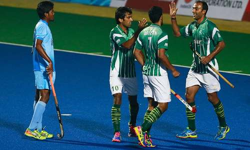 South Asian Games: Arslan Qadir scores twice as Pakistan defeat India