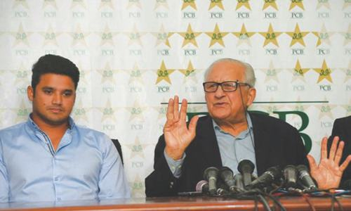 Decision on World T20 participation rests with govt, Shaharyar tells ICC