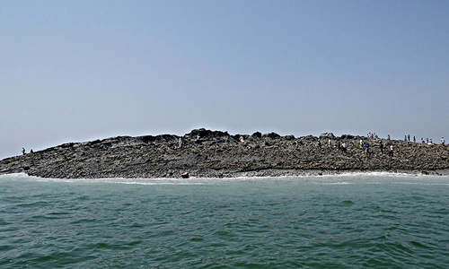 Sea intrusion threatens coastal areas of Sindh, Balochistan