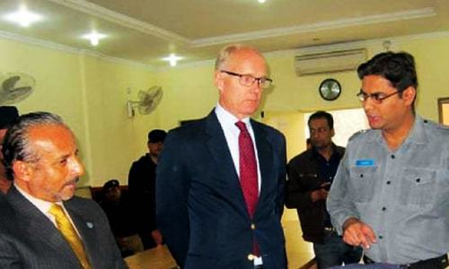 Norwegian companies interested in power sector
