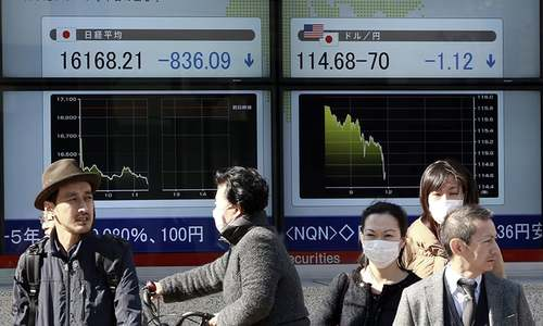 Japan 10-year bond yield tumbles to zero for first time