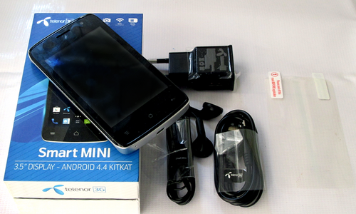 It's not perfect, but Telenor's Smart Mini is the budget smartphone your friends will approve