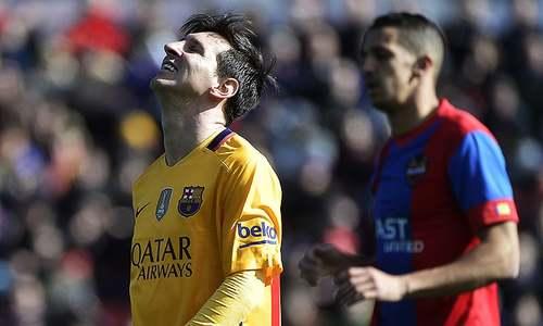 Messi undergoes kidney stone treatment