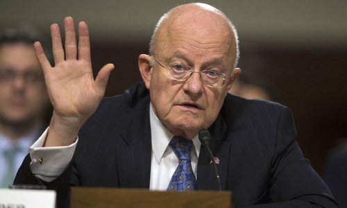 Homegrown extremists biggest threat to United States, says spy chief