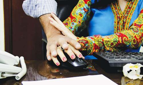 The hell of workplace harassment: Pakistani women are not 'asking' for it