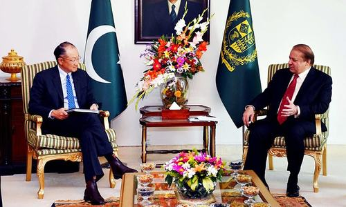 Pakistan on path to rapid economic growth: World Bank chief