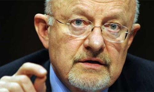 Russia's 'paranoia' could lead to cold war: US spy chief