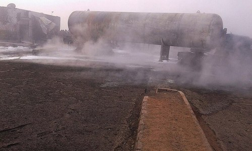 At least 12 dead, 20 injured in tanker collision near Nankana Sahib