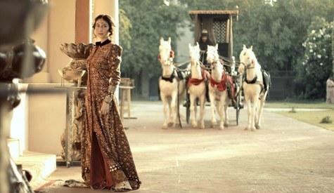 How Ali Xeeshan's grand costumes bring Mughal TV drama Mor Mahal to life