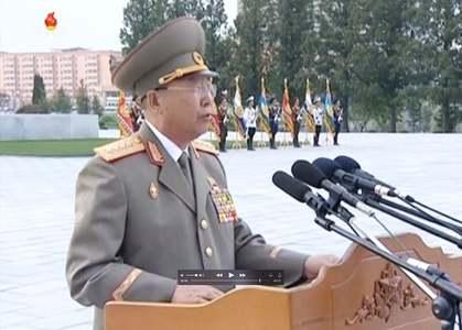 North Korea executes army chief of staff: South Korean media