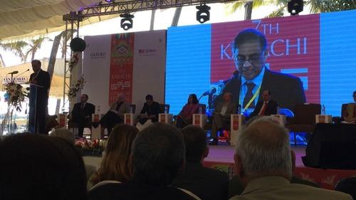 کراچی ادبی 'تماشا'