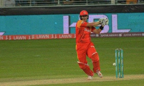 United openers fire in pursuit of Qalandars' 166