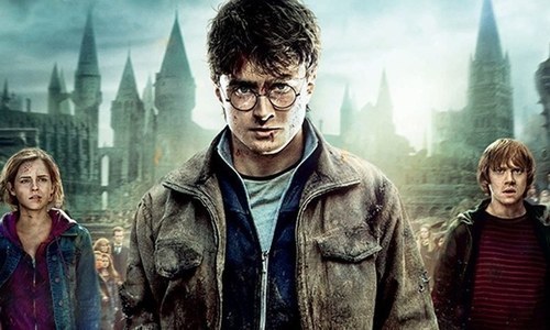 Harry Potter returns in '8th story' script of London play
