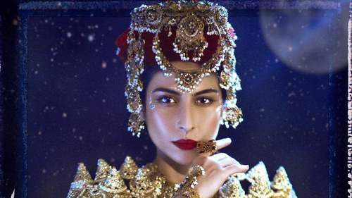 How Ali Xeeshan's grand costumes bring Mughal TV drama Mor Mahal to life