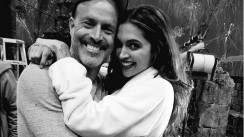 I'm honoured to work with Deepika, says xXx director DJ Caruso