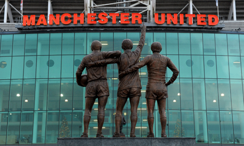 Manchester United set eyes on £500 million revenue target