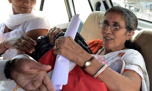 Wife demands Modi's passport details for proof of marriage