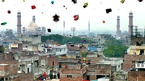 Lahore's Taxali Gate to enjoy a kite-less Basant festival