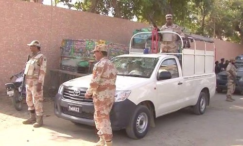 Series of small explosions in Karachi leave residents panicked