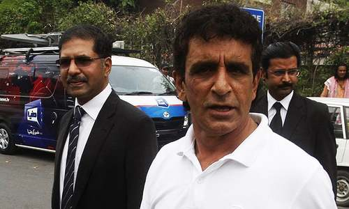 'Asad Rauf will fight to clear name'