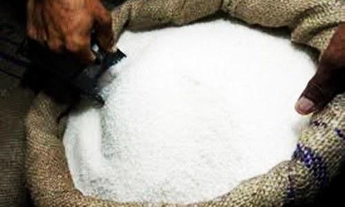 Sugar selling at Rs65 a kg