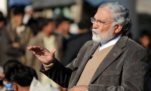 Afghan former governor kidnapped from Islamabad