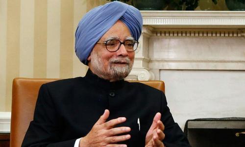 Manmohan assails Modi's Pakistan policies