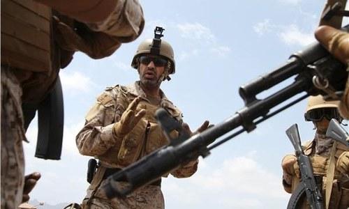 Saudi Arabia confirms will send deployment to Turkey base