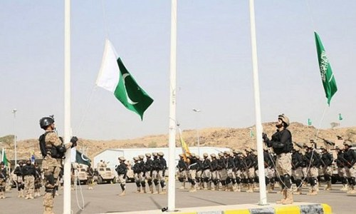 Pakistan joins 'Thunder of the North' military exercise in Saudi Arabia