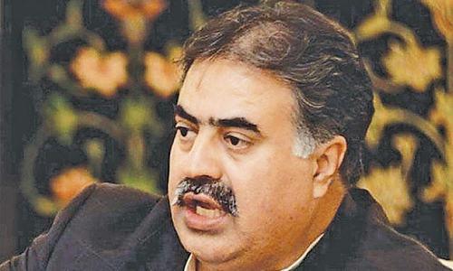 Balochistan CM orders probe into student's 'suicide'