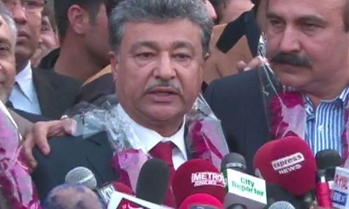 PML-N's Sheikh Ansar Aziz elected Islamabad's first-ever mayor