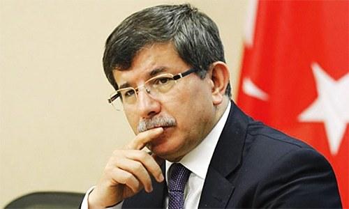 Russia acting as 'terrorist organisation', says Turkey